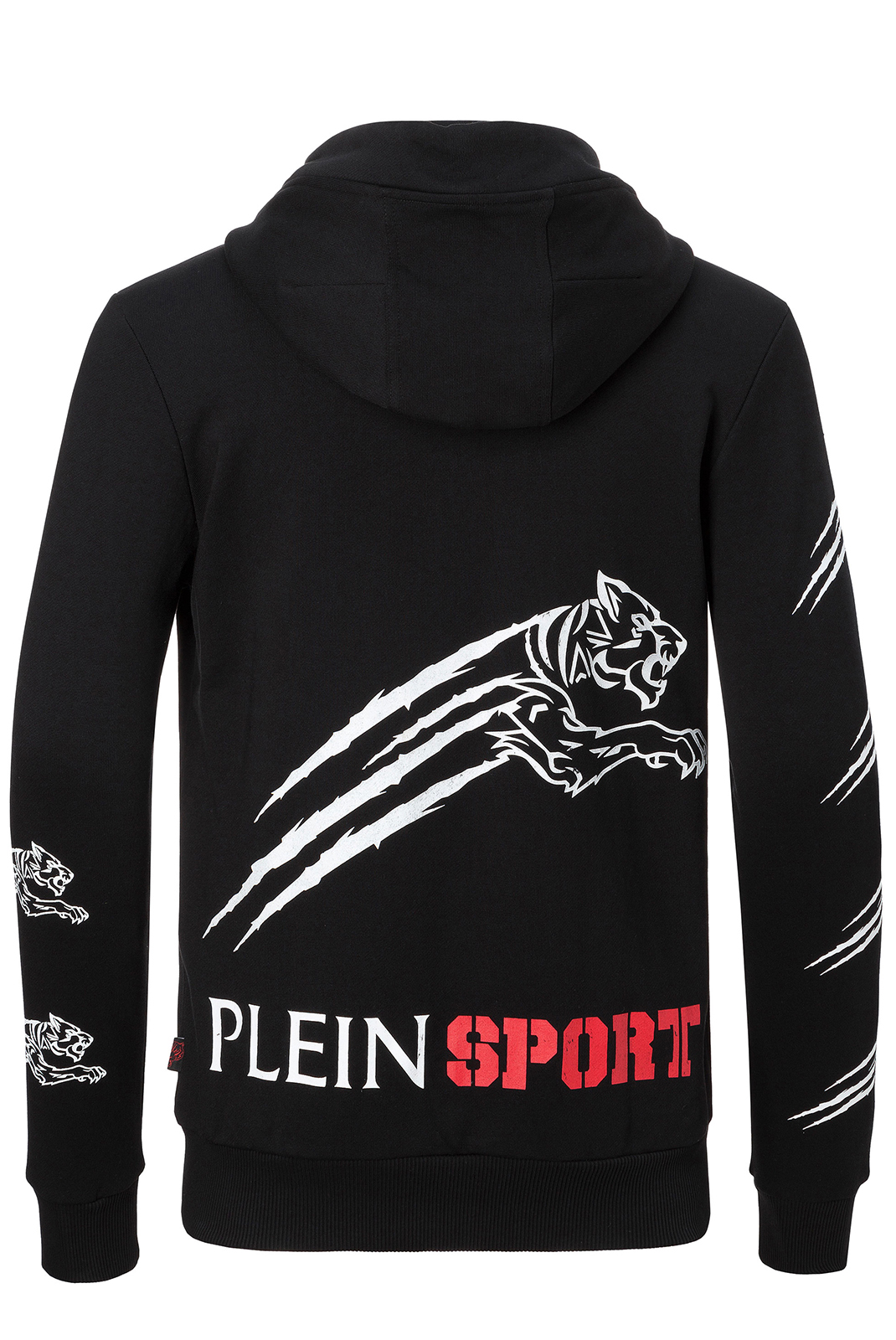 Blousons / doudounes  Plein Sport F17C MJB0137 02 BLACK