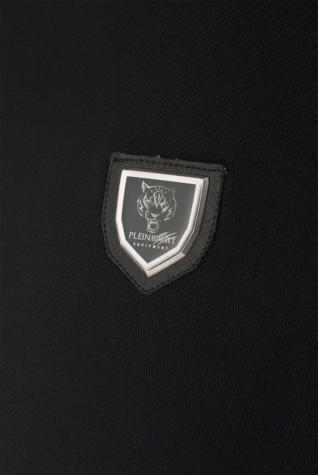 Vestes zippées  Plein Sport F17C MJO0131 02 BLACK