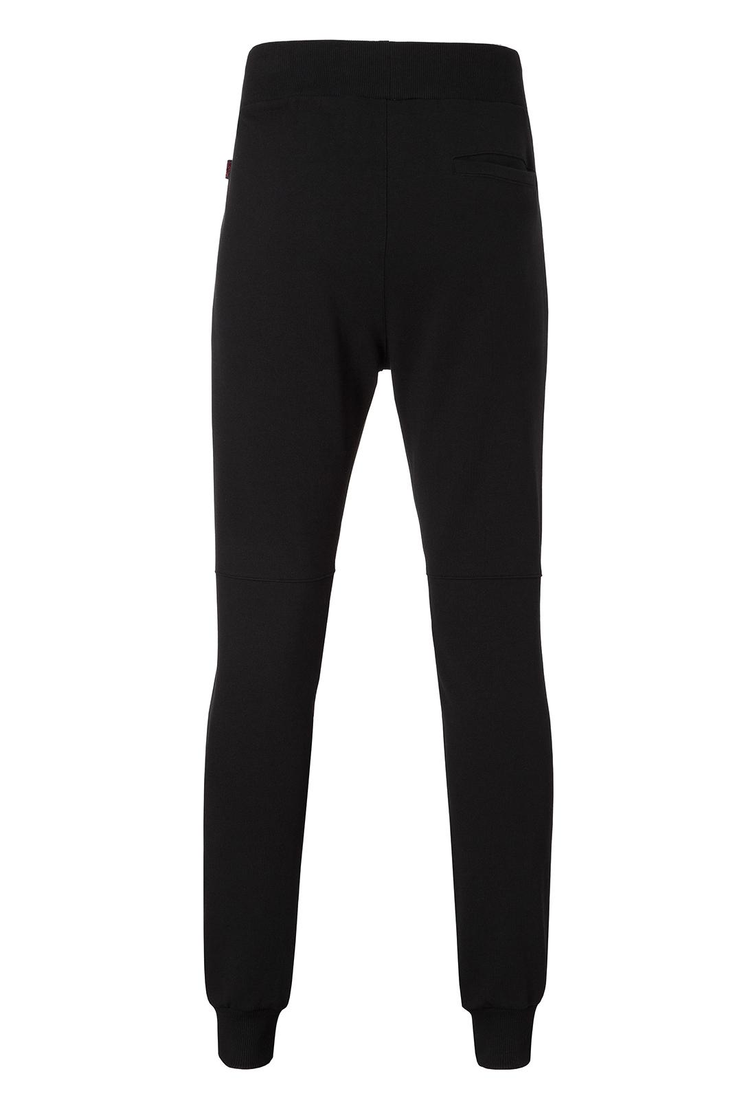 Pantalons sport/streetwear  Plein Sport F17C MJT0155 02 BLACK