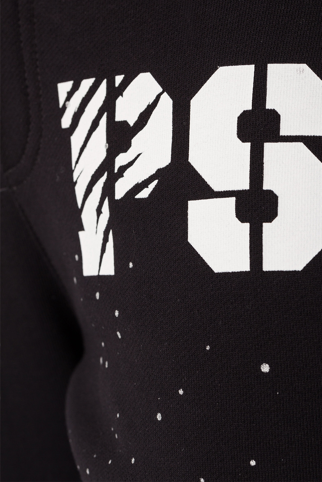 Pantalons sport/streetwear  Plein Sport F17C MJT0214 02 BLACK