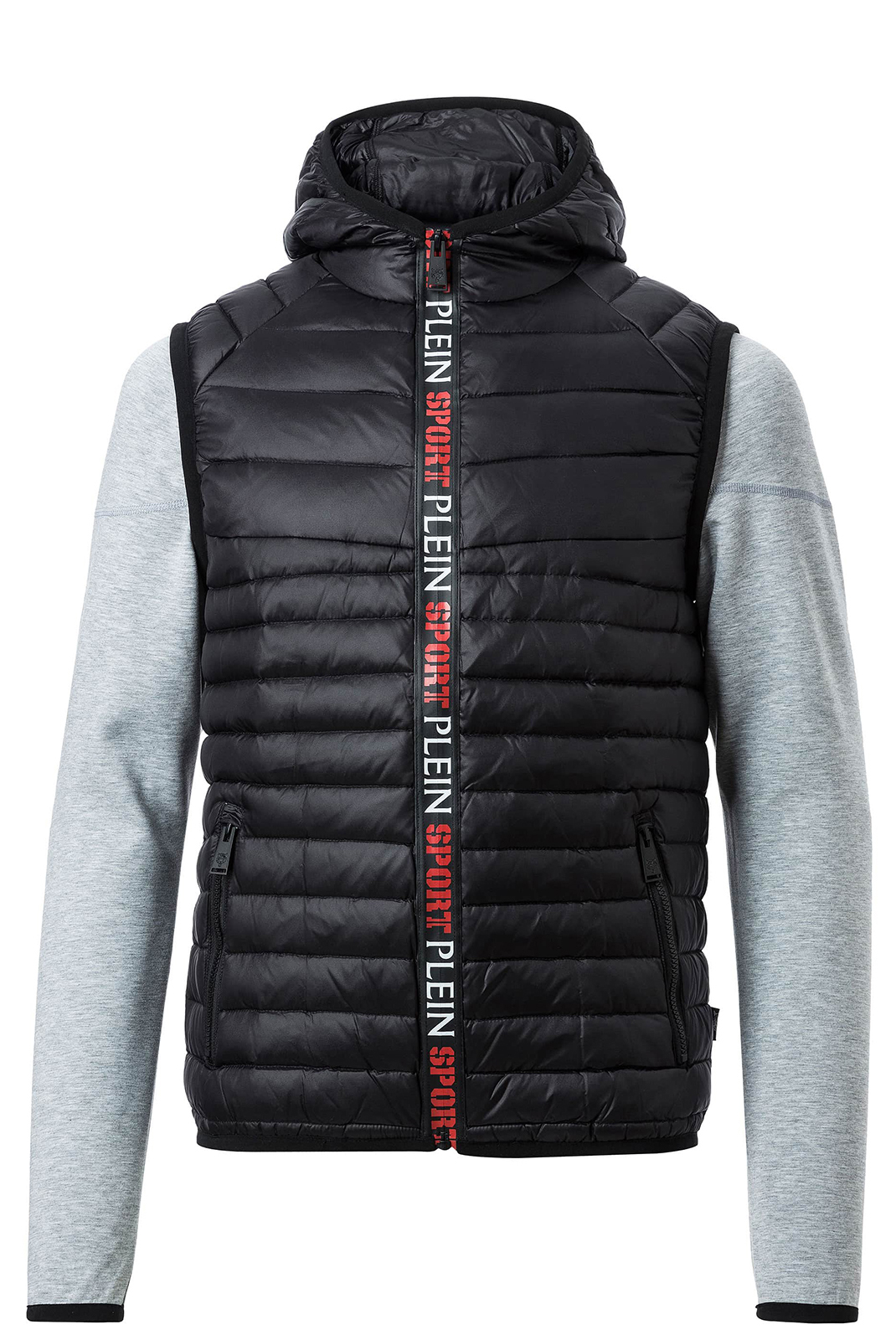 Vestes zippées  Plein Sport F17C MRB0188 02 BLACK