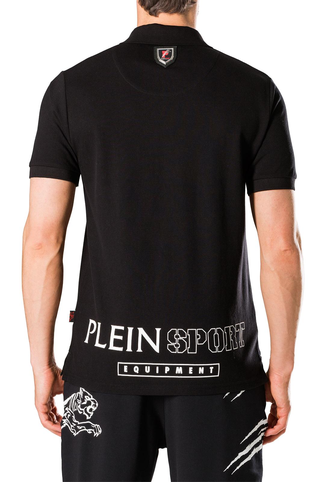 Plein Sport F17C MTK0532 02 BLACK