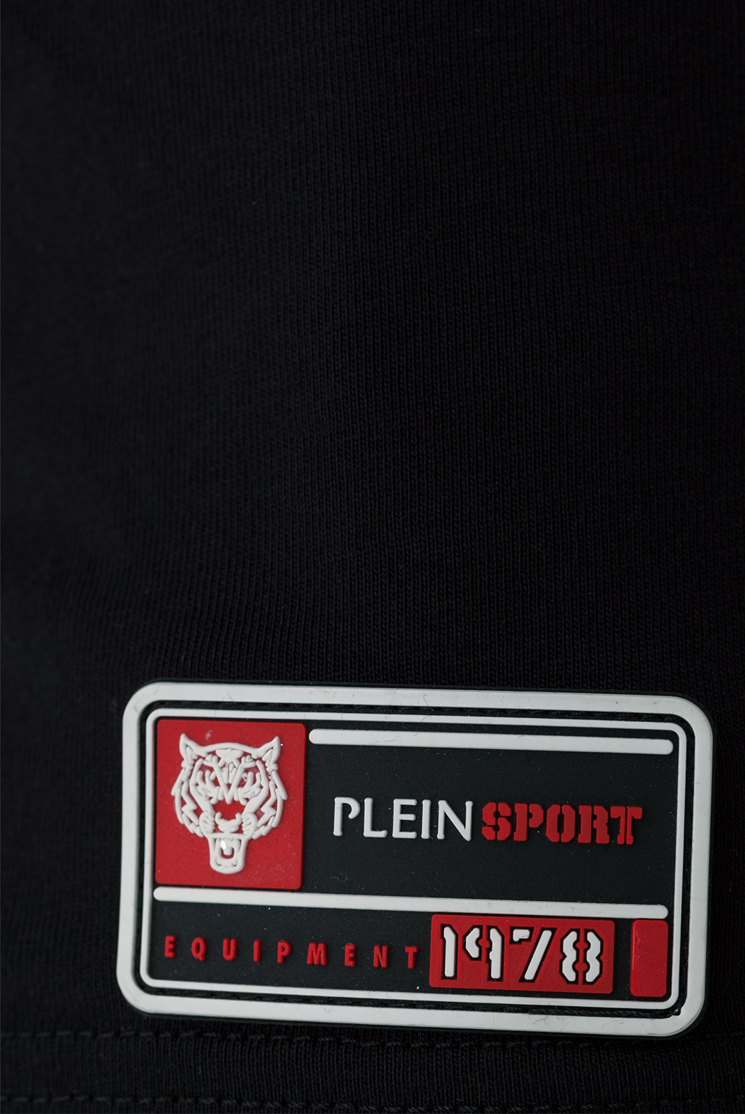 T-S manches courtes  Plein Sport F17C MTK0552 02 BLACK