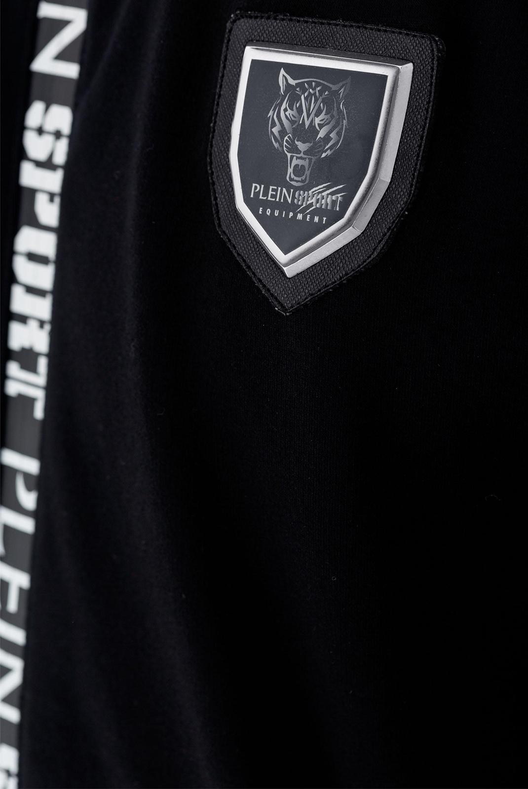 Vestes zippées  Plein Sport P17C MJB0066 02 BLACK