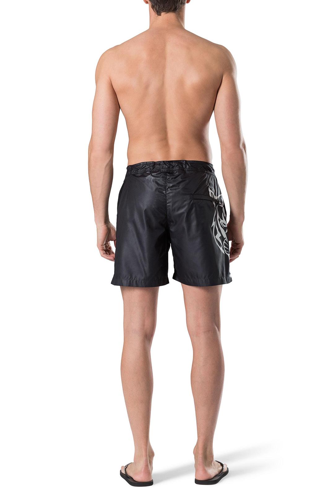 Shorts de bain  Plein Sport P17C MMT0033 02 BLACK