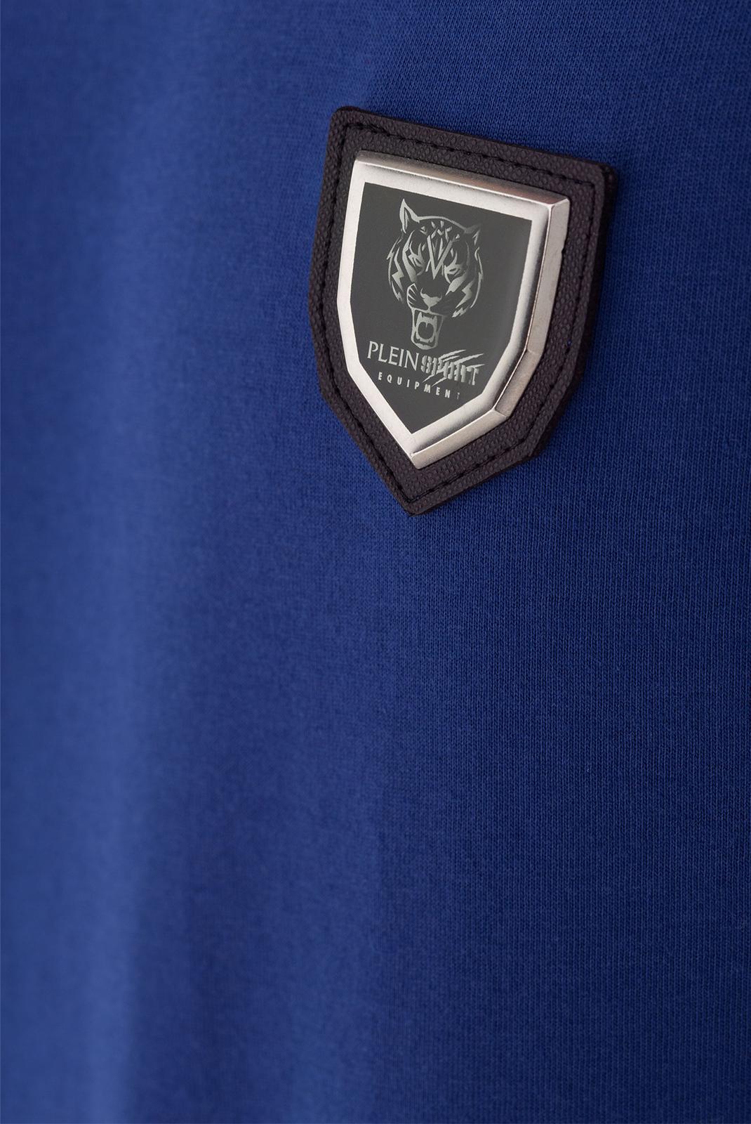 T-S manches courtes  Plein Sport P17C MTK0646 B006 BLUE