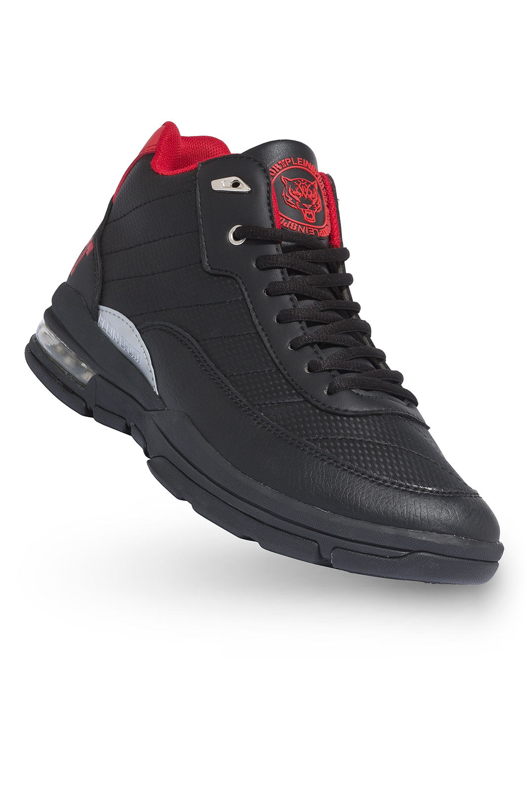 Baskets / Sport  Plein Sport P17S MSC0297 BLACK NICKEL