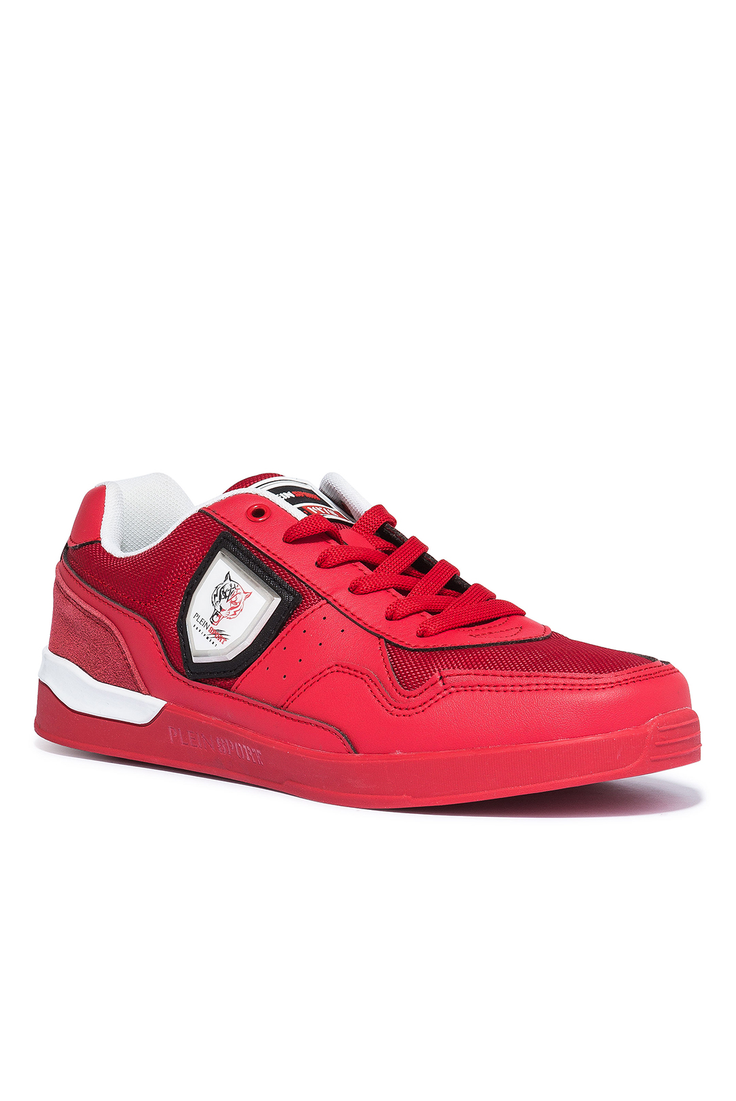 Baskets / Sport  Plein Sport P17S MSC0314 RED NICKEL