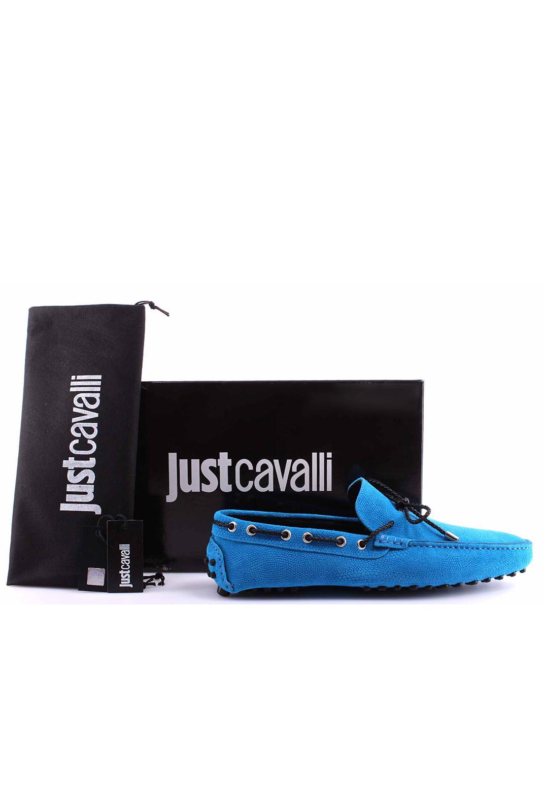 Chaussures de ville  Just Cavalli S12WR0035 (08581) 519 BLEU