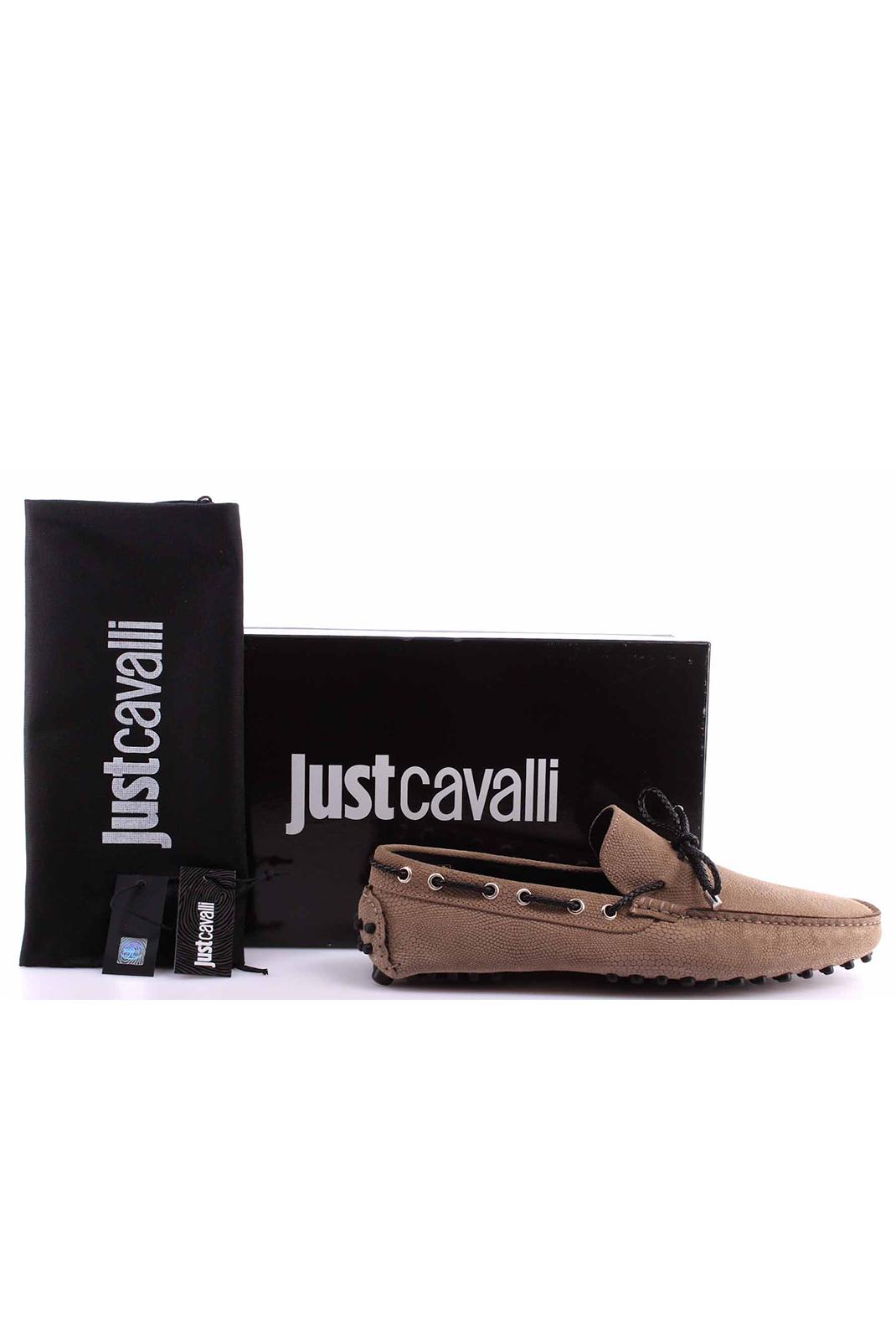 Chaussures de ville  Just Cavalli S12WR0035 (08581) 804 BEIGE