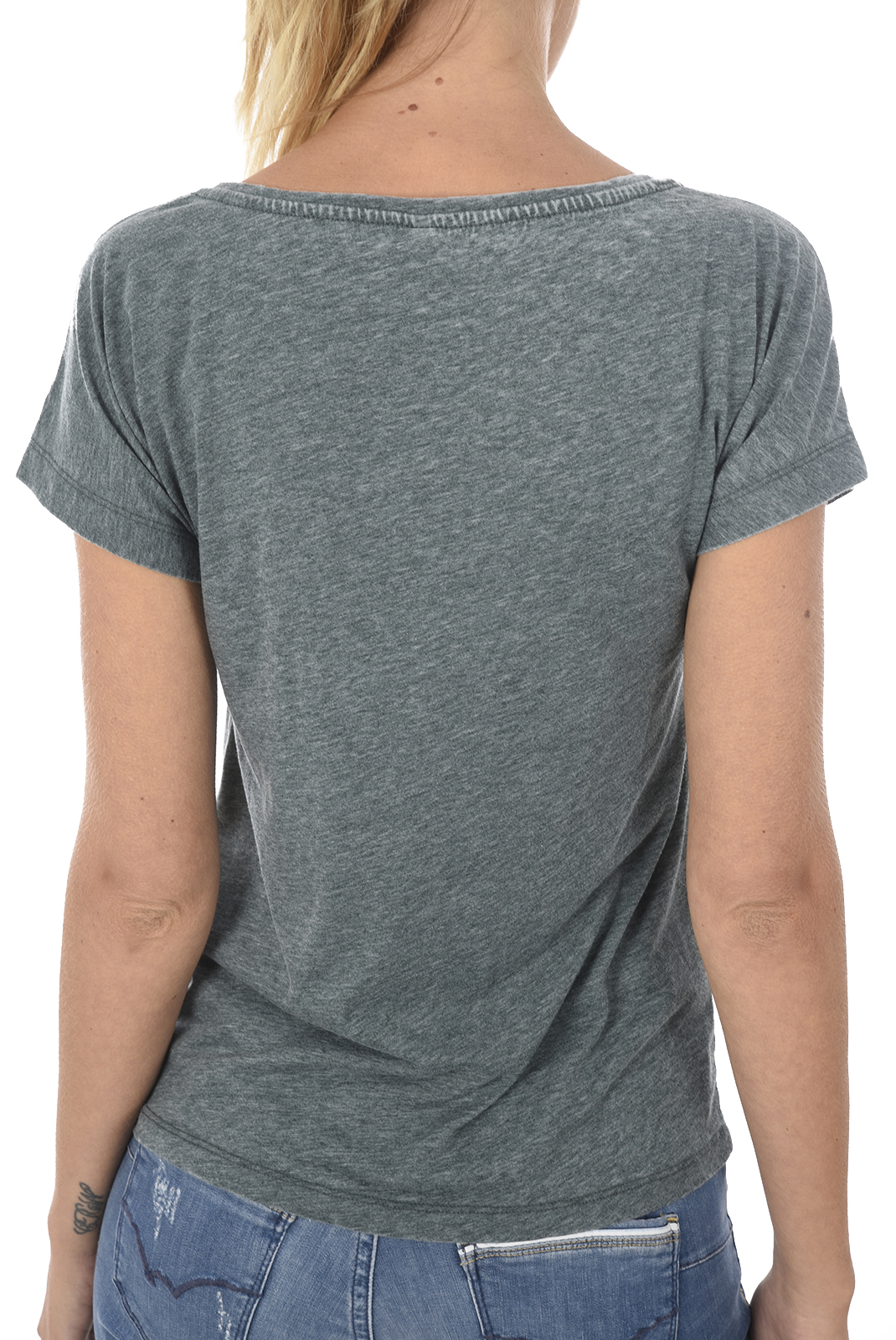 Tops & Tee shirts  Only TRULY S/S V-NECK PONDEROSA PINE