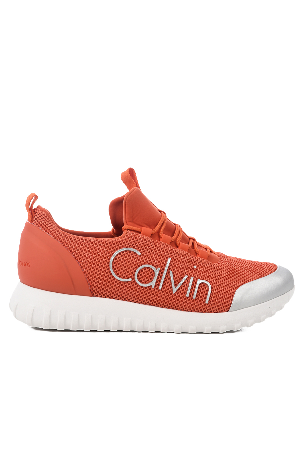 Baskets / Sport  Calvin klein RON ORANGE/SILVER