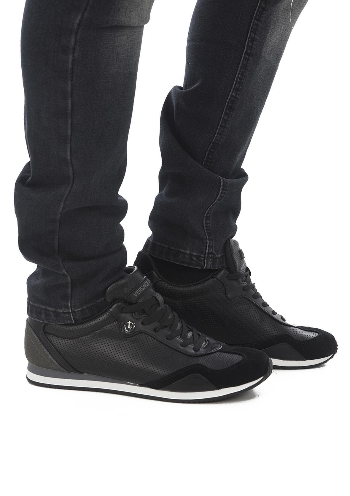 Baskets / Sport  Versace Jeans YRBSA3 899 BLACK
