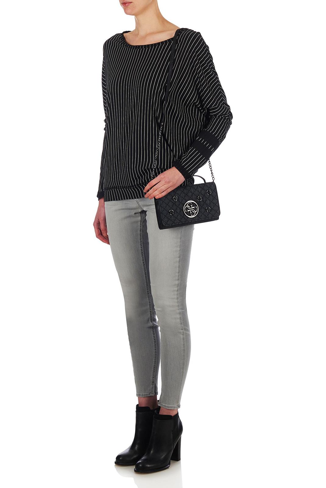 Pochettes  Guess jeans HWDB66 23790 BLACK