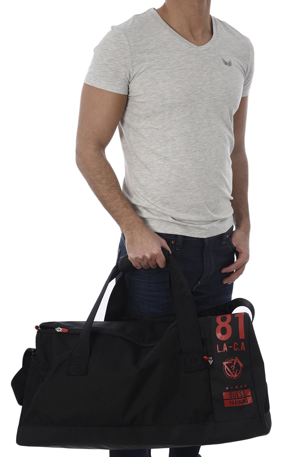 Sacs portés main  Guess jeans U82Z02 WO00K A996 BLACK