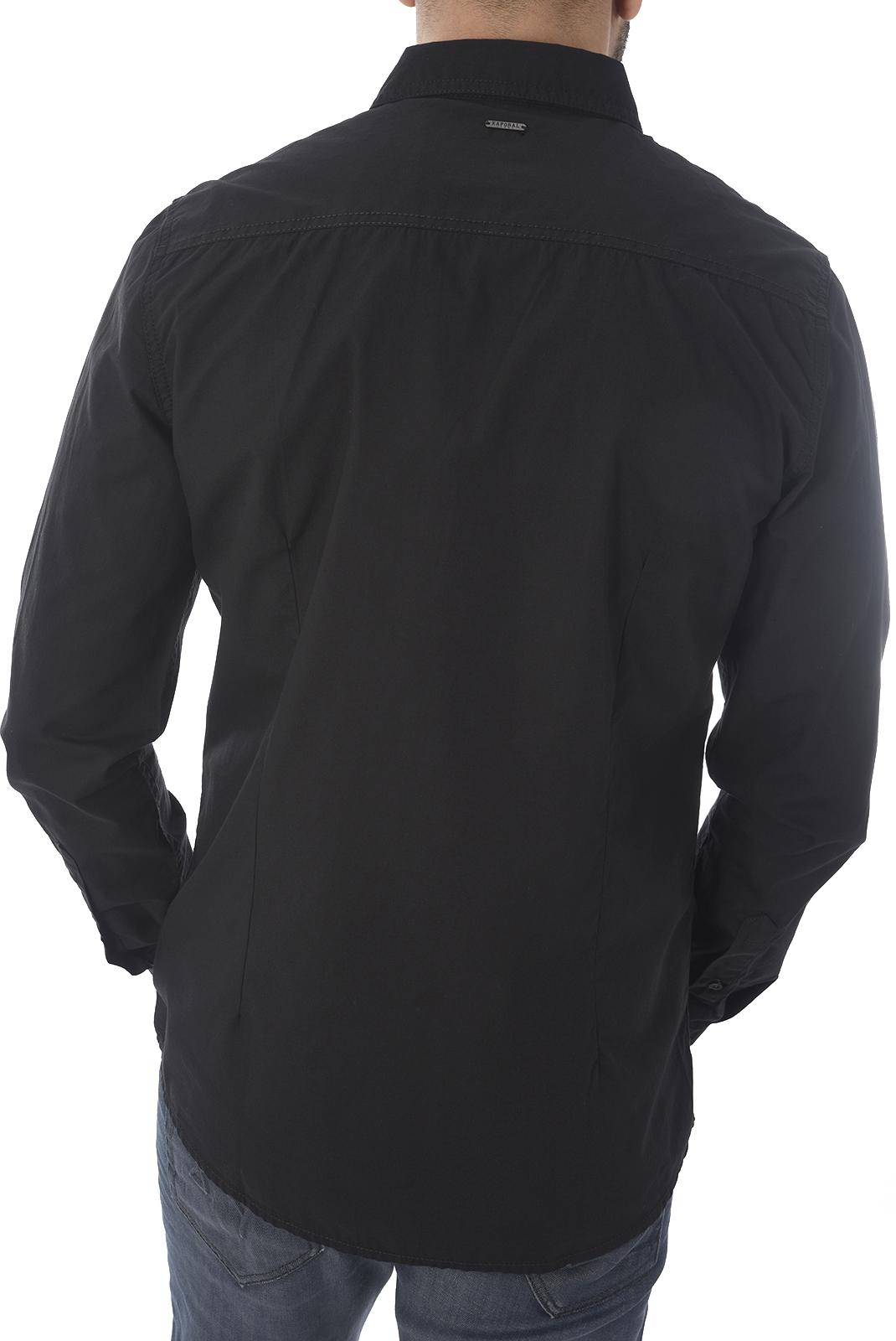 Chemises casual  Kaporal LENY BLACK