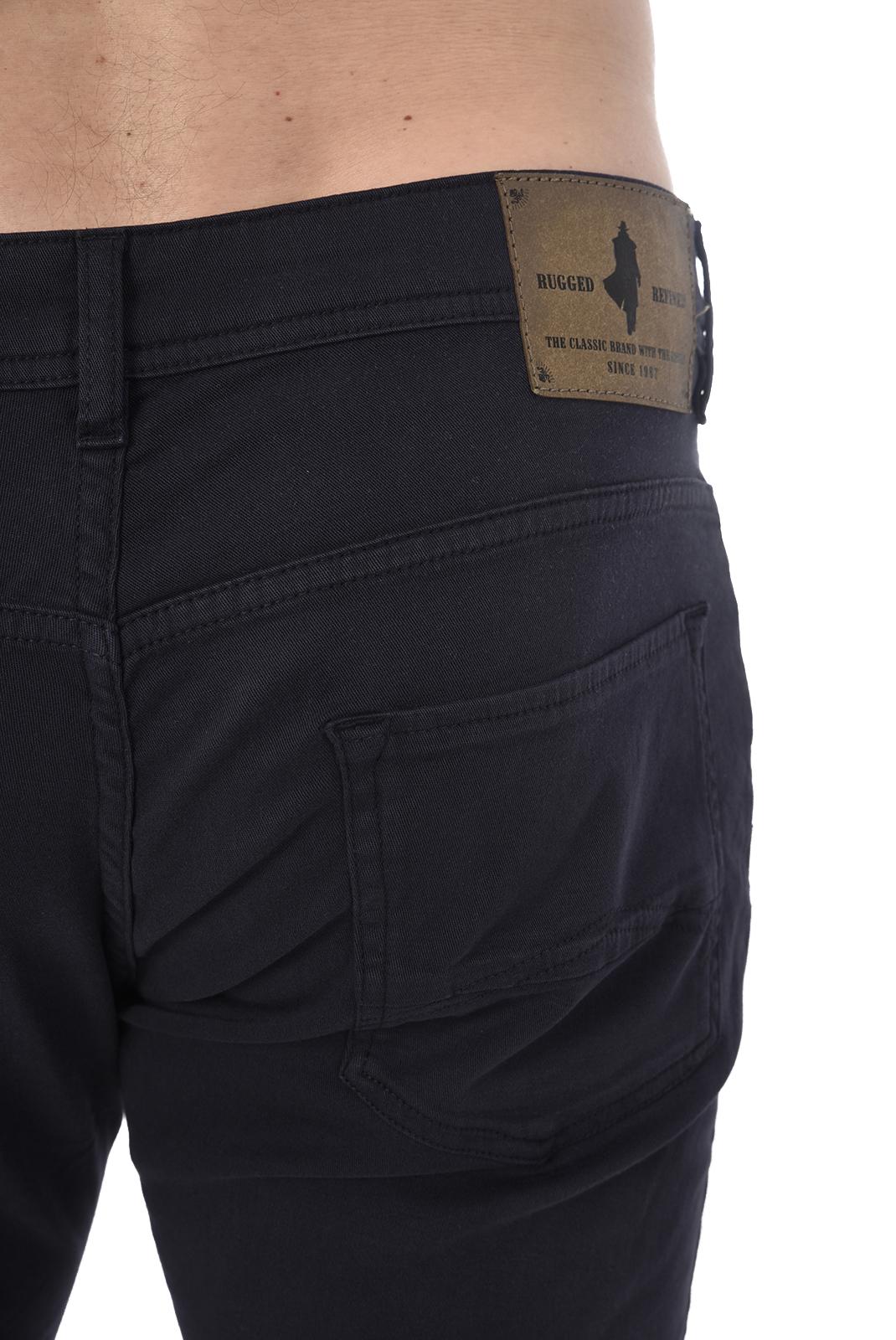 Pantalons chino/citadin  Marlboro classic MMM0101Z00 760 BLEU
