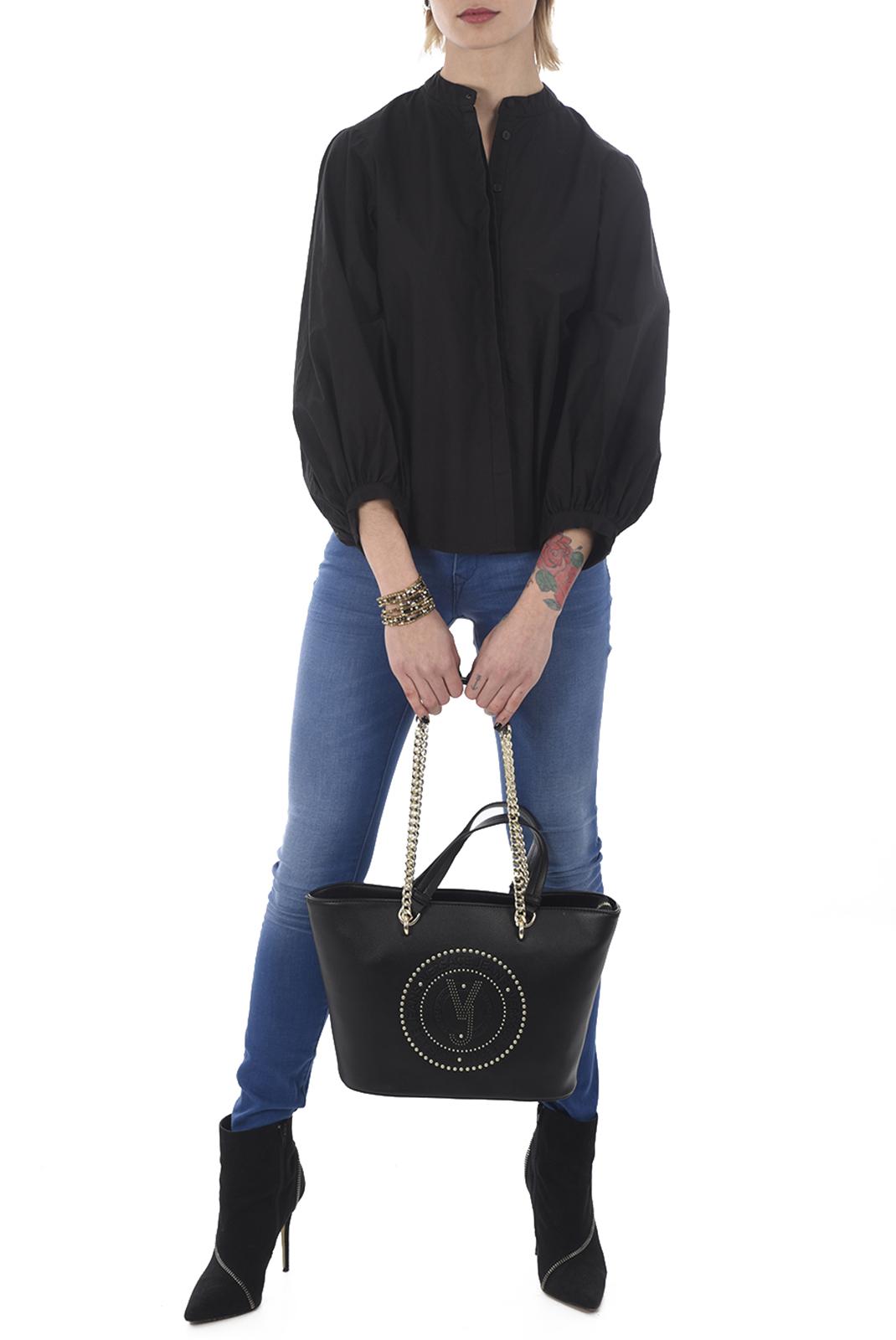 FEMME  Vero moda THEA LS BELL SLEEVE SKIRT D2-7 BLACK