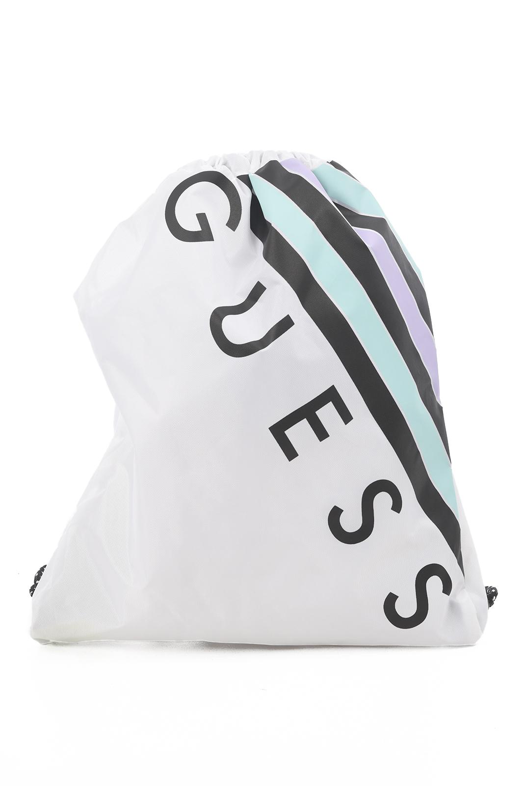 Sacs à dos  Guess jeans O82Z01 WO01F A009 OPTIC WHITE