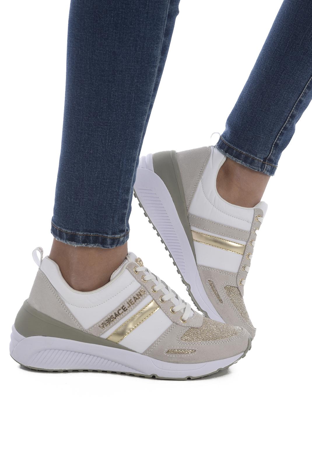 Baskets / Sneakers  Versace Jeans VRBSB2 723 BEIGE