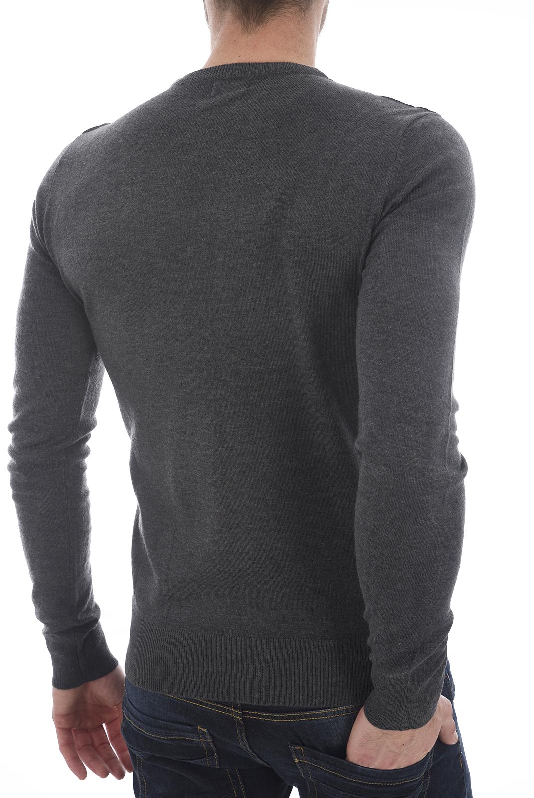 Pulls & Gilets  Biaggio jeans POUVIL GRIS FONCE