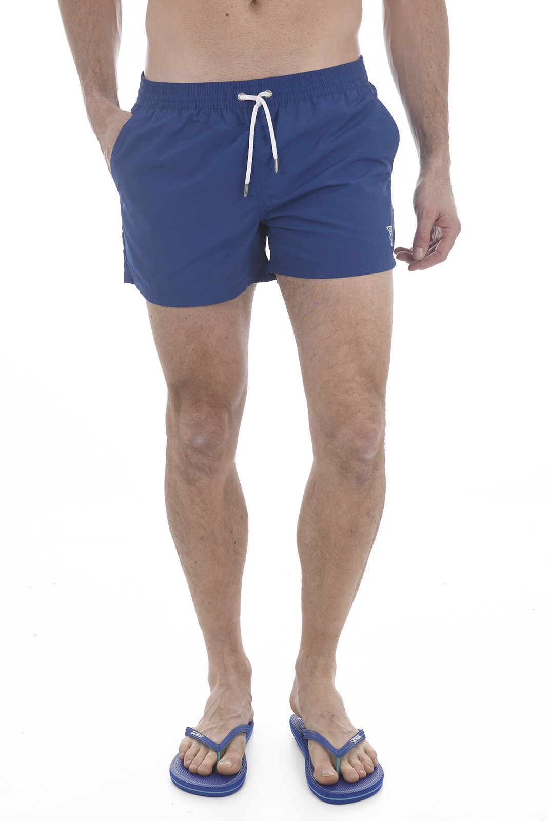 Shorts de bain  Guess jeans F82T00 TEL27 A743 Electric BLUE