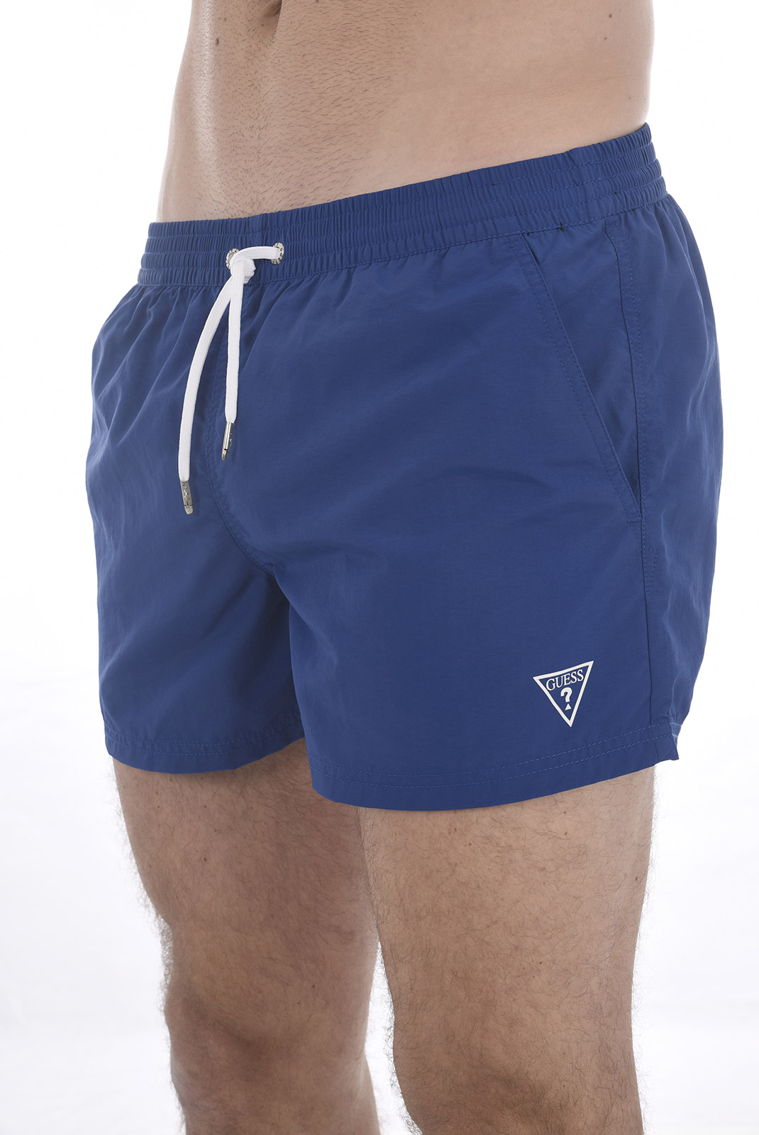 Shorts de bain  Guess jeans F82T00 TEL27 A743 Electric BLUE