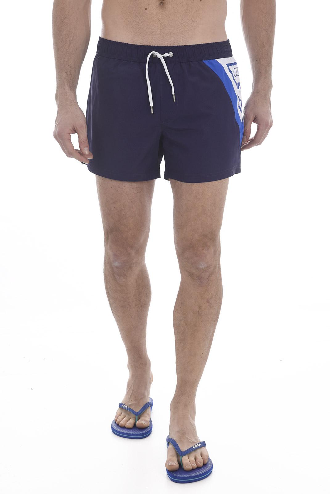 Shorts de bain  Guess jeans F81T00 TEL60 C765 DECK BLUE