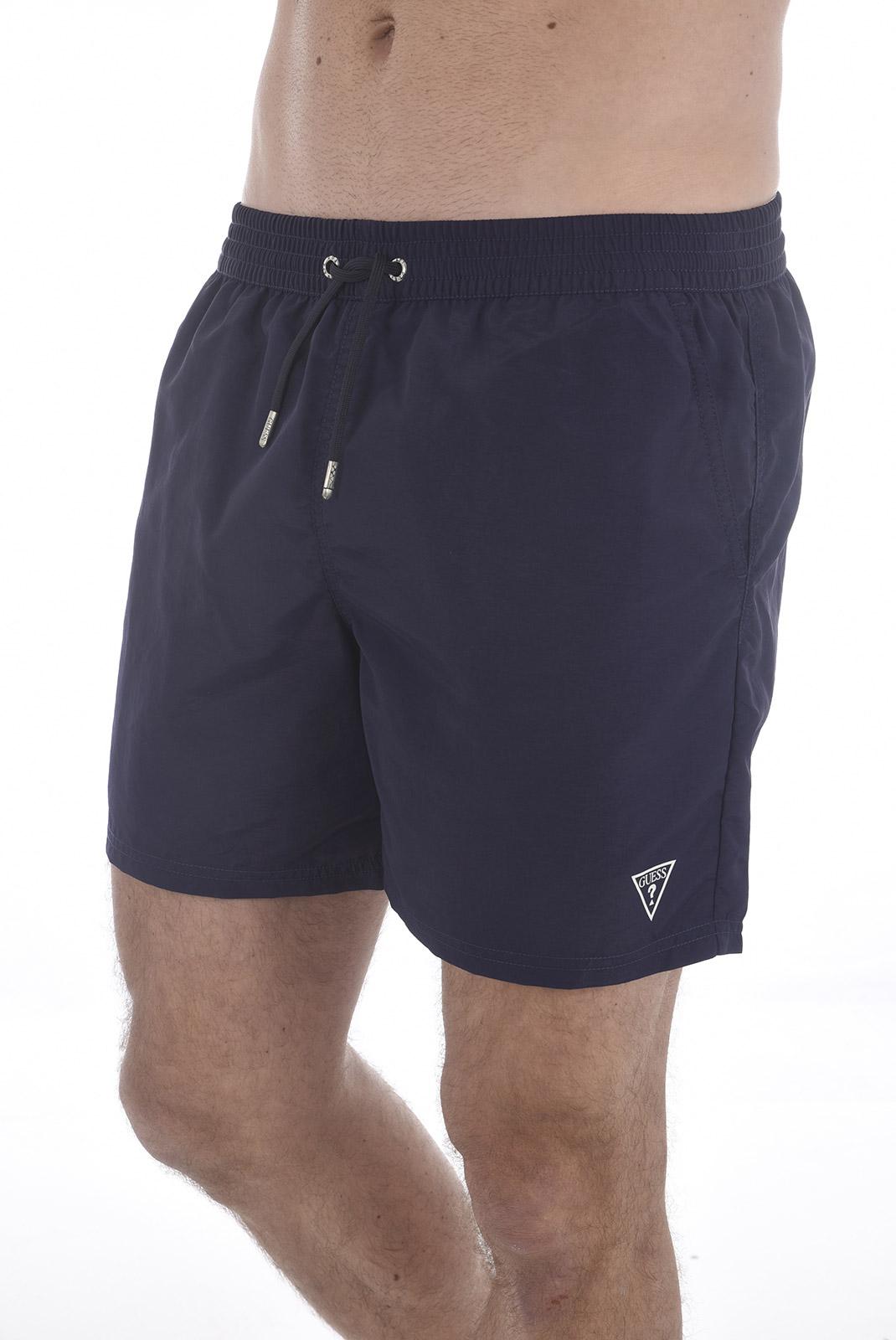 Shorts de bain  Guess jeans F82T01 TEL27 C765 BLUE