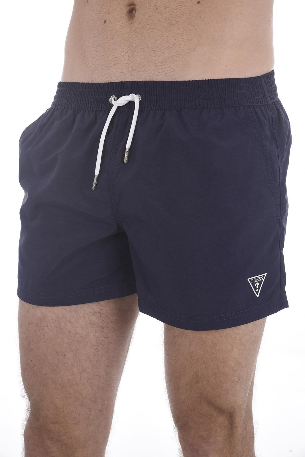 Shorts de bain  Guess jeans F82T00 TEL27 C765 BLUE