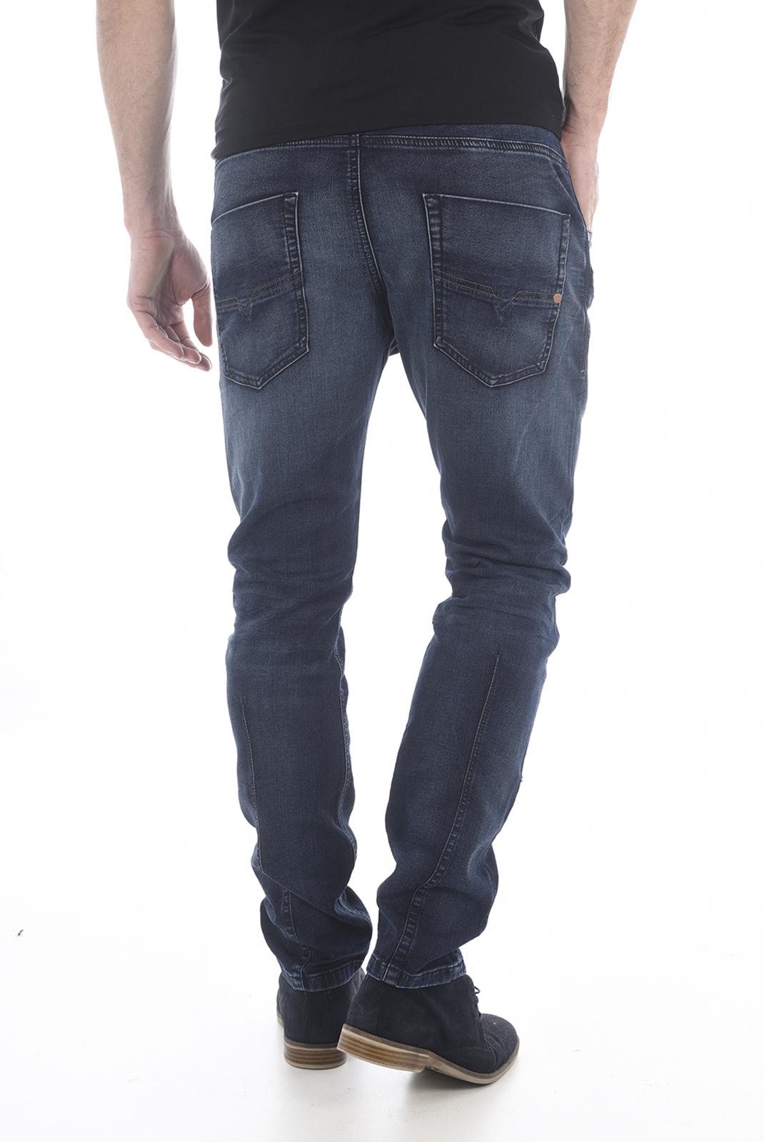 Jeans  Diesel KROOLEY 0680E BLEU