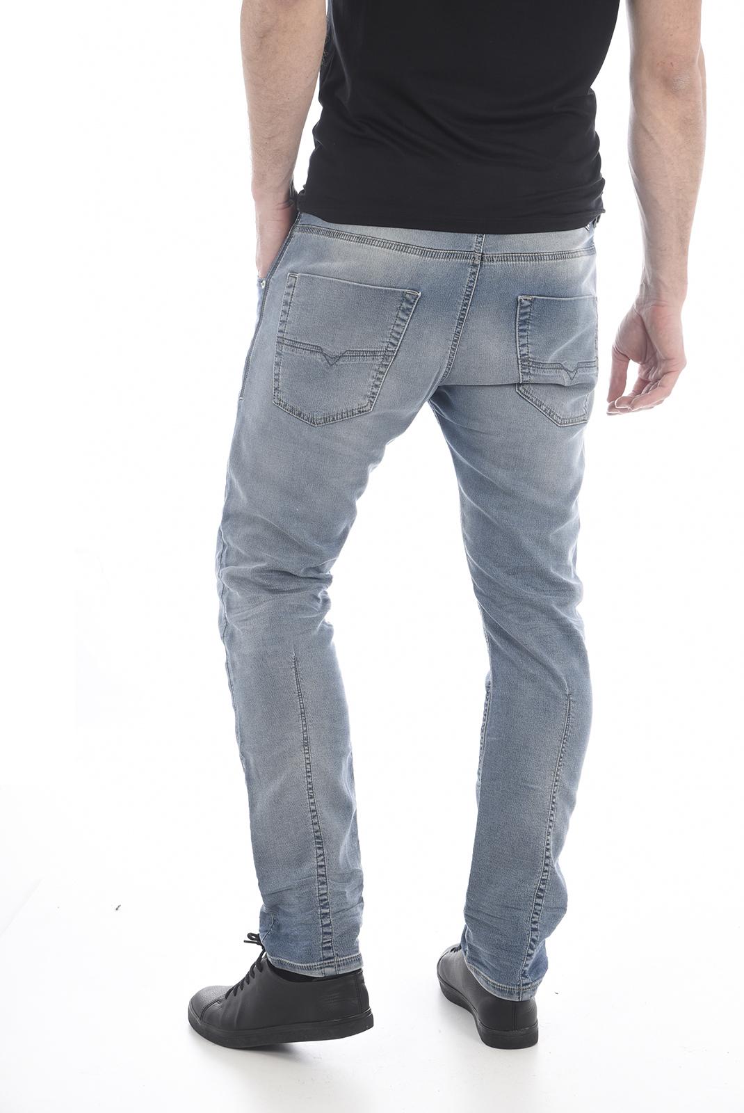 Jeans  Diesel KROOLEY 0681I BLEU