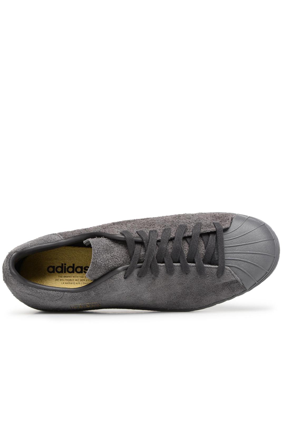 Chaussures   Adidas BZ0566 SUPERSTAR 80S CLEAN GRIS