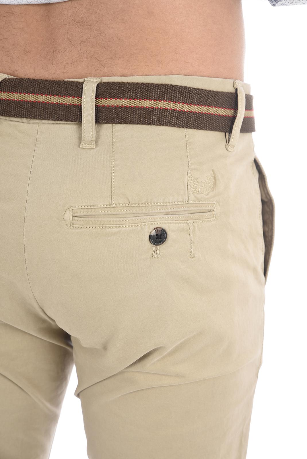 Pantalons chino/citadin  Kaporal SOLA TAUPE