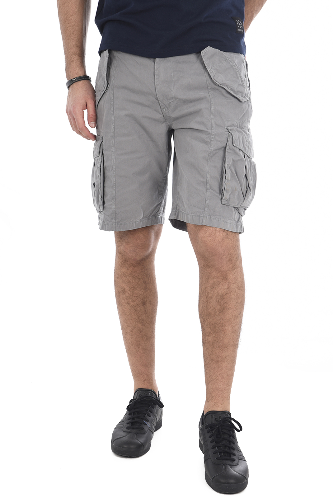 Shorts & Bermudas  Redskins CIPRIAN GORMAN GREY