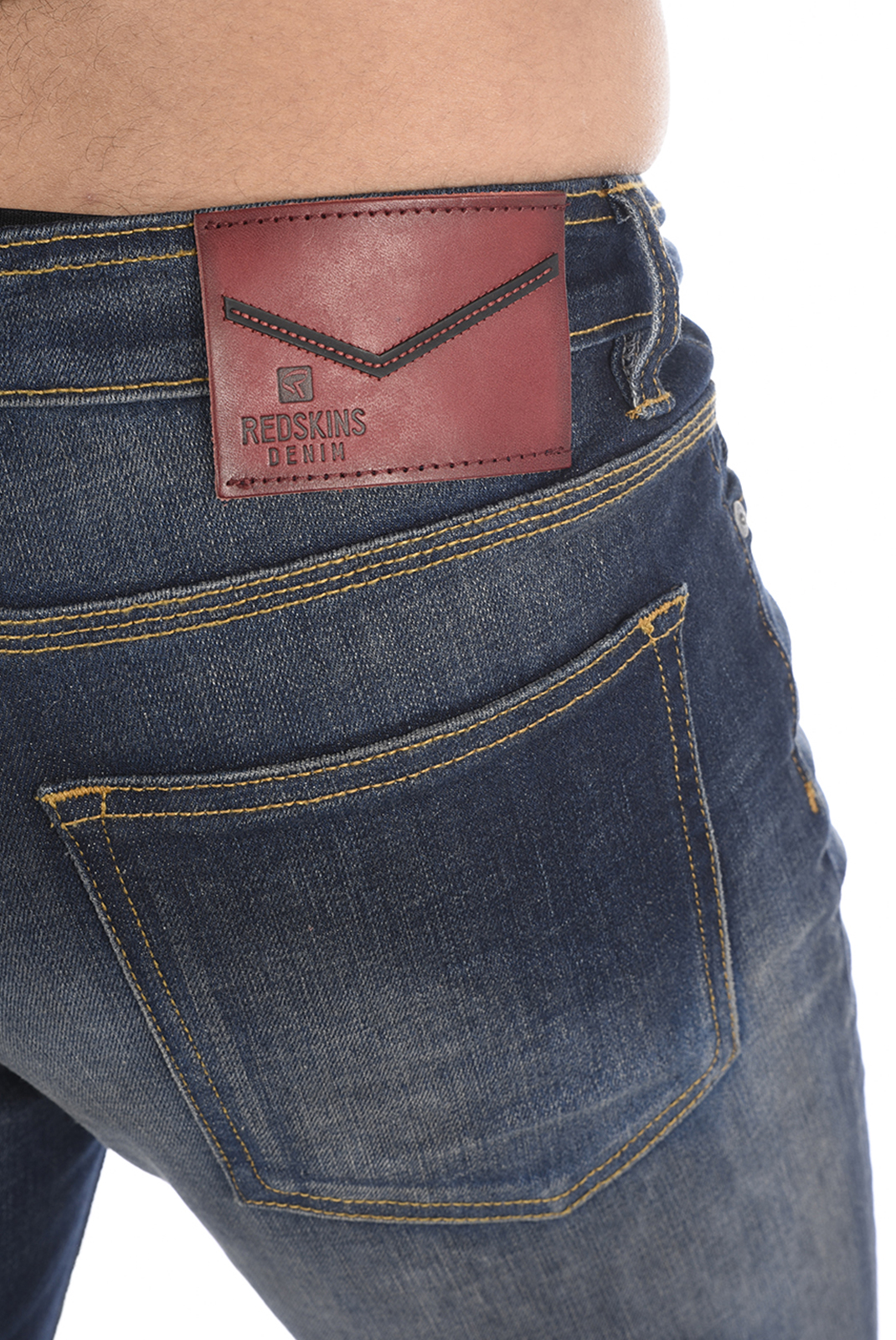 Jeans  Redskins TROCA POWER BLUE STONE USED