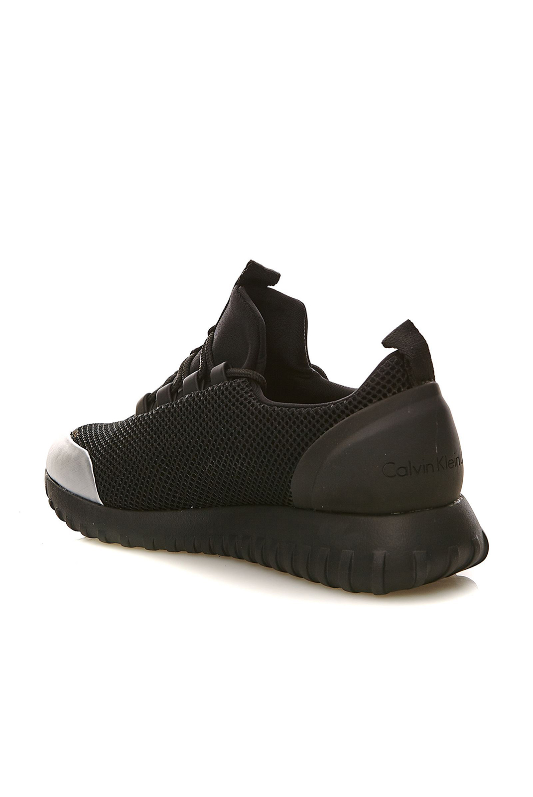 Baskets / Sneakers  Calvin klein REIKA BLACK/SILVER