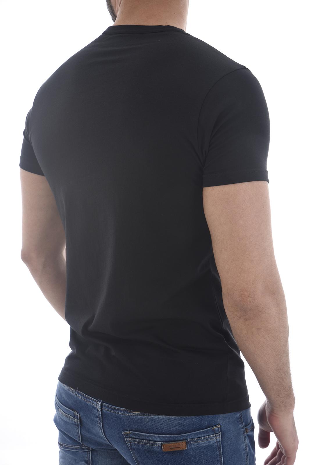 Tee-shirts  Emporio armani 111267 CC715 07320 NERO/NERO