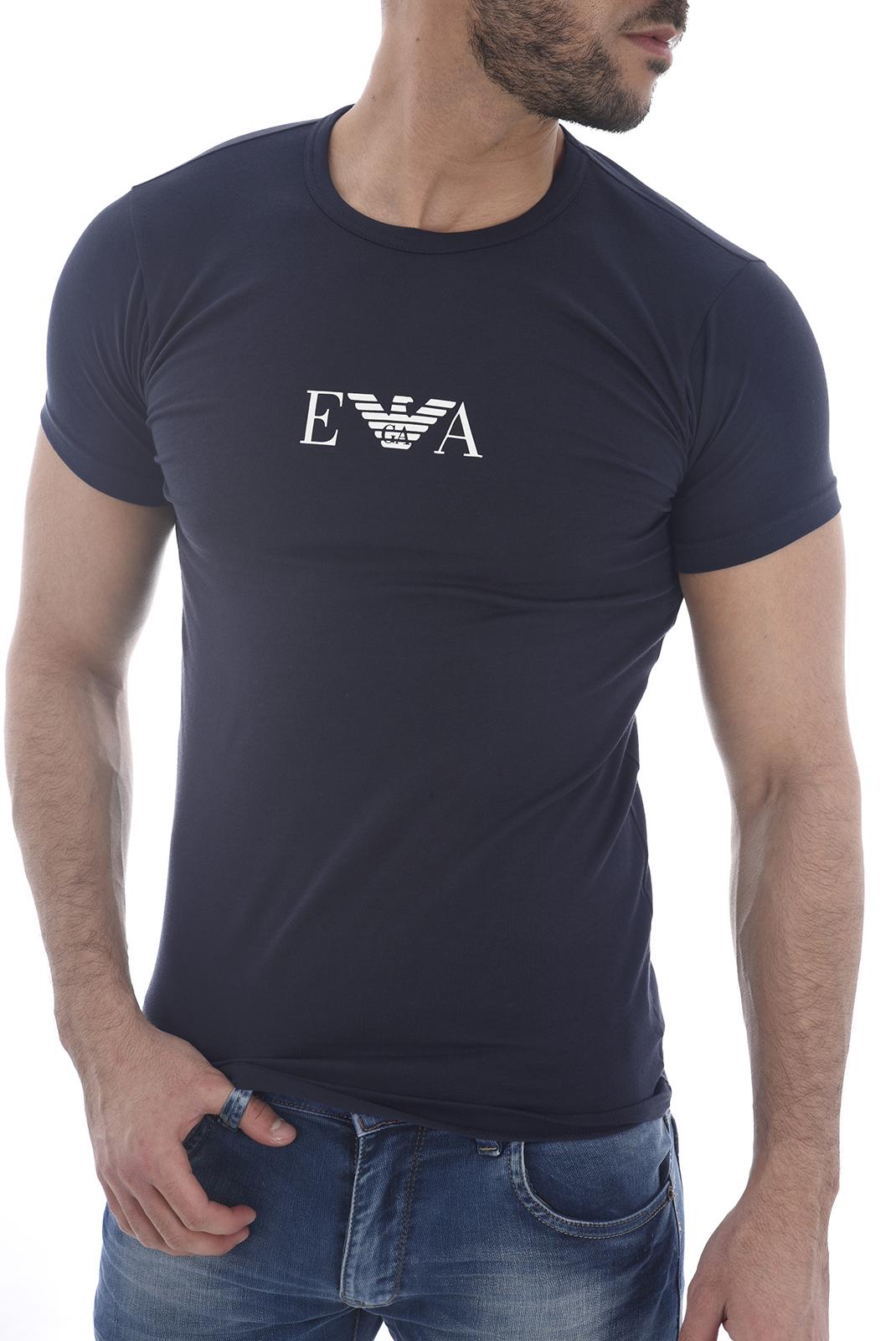 Tee-shirts  Emporio armani 111267 CC715 27435 MARINE/MARINE