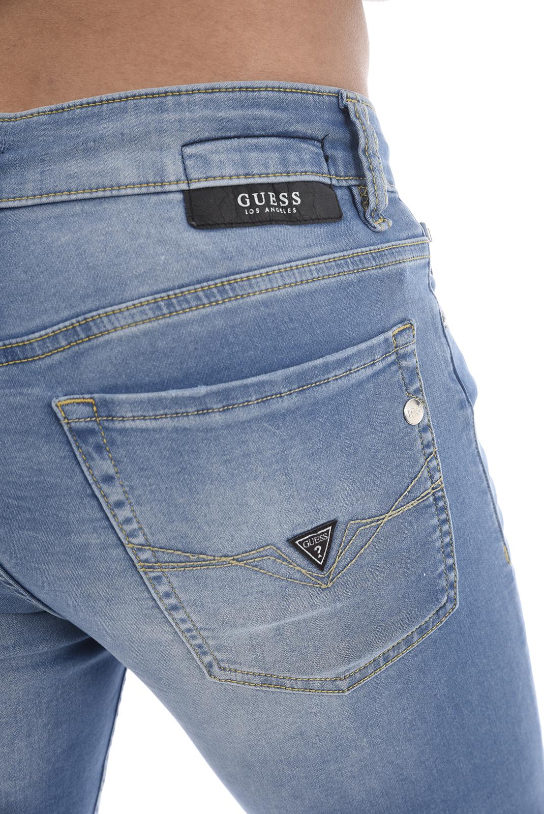 ajusté  Guess jeans M82A00 D32O0 angel BRAVER