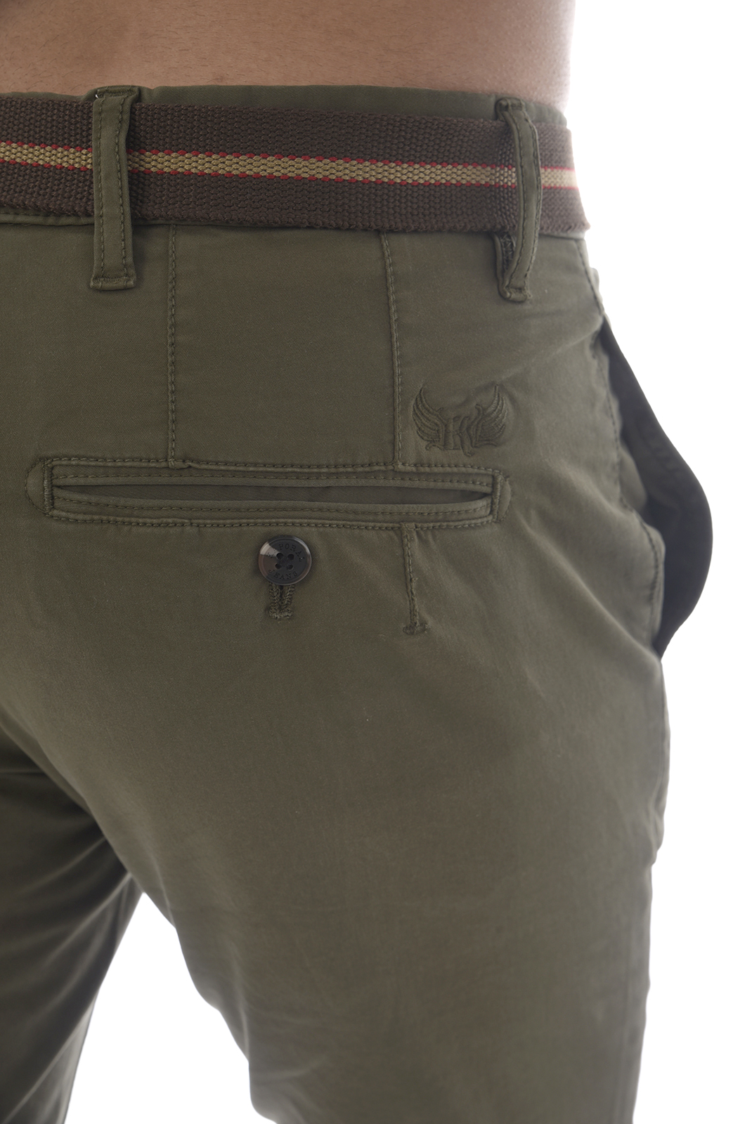 Pantalons chino/citadin  Kaporal SOLA ARMY