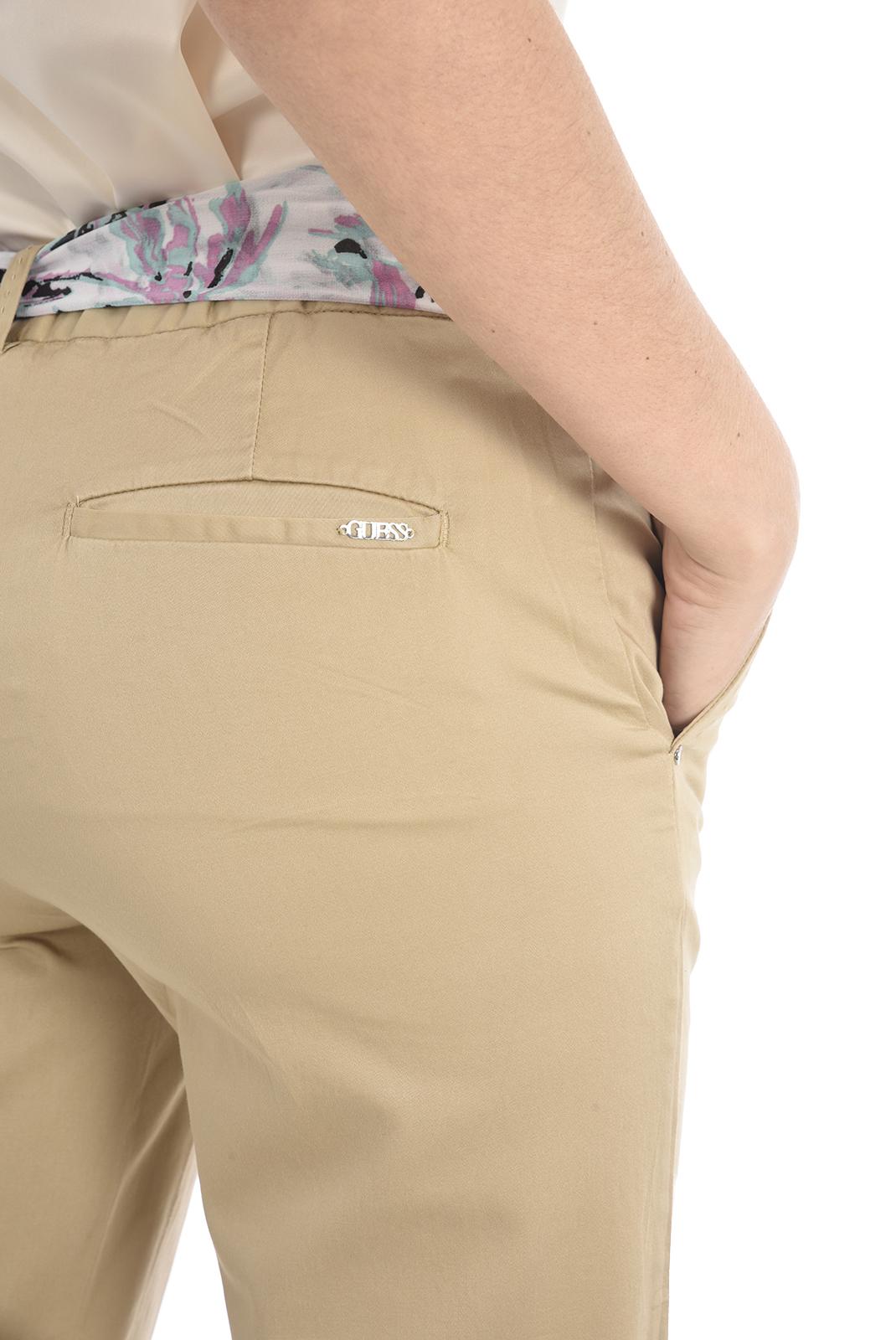 Pantalons  Guess jeans W82B12 WA0C0 E118 INDIAN BROWN