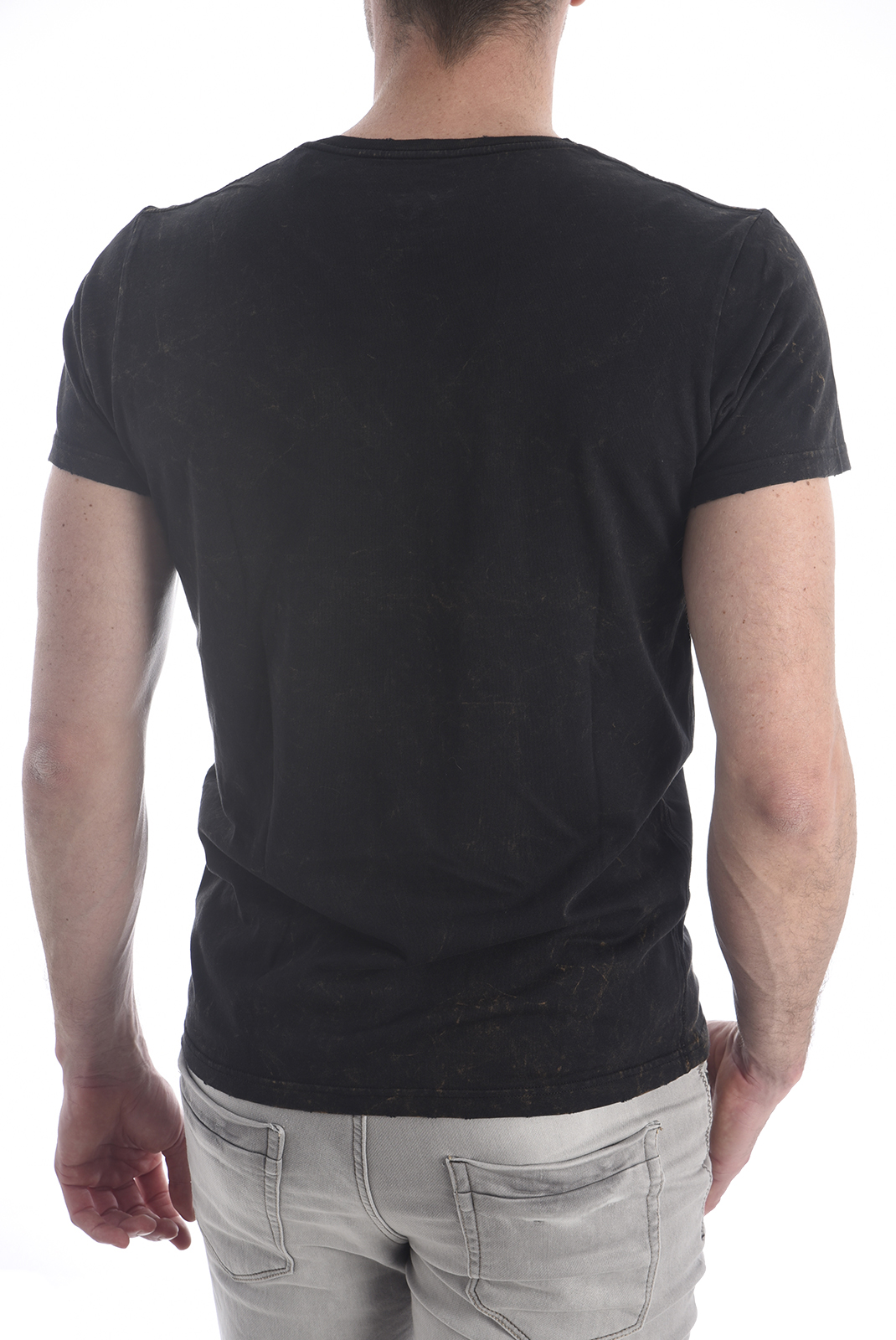 Tee-shirts  Pepe jeans PM502001 RIDER 986 REMOTE