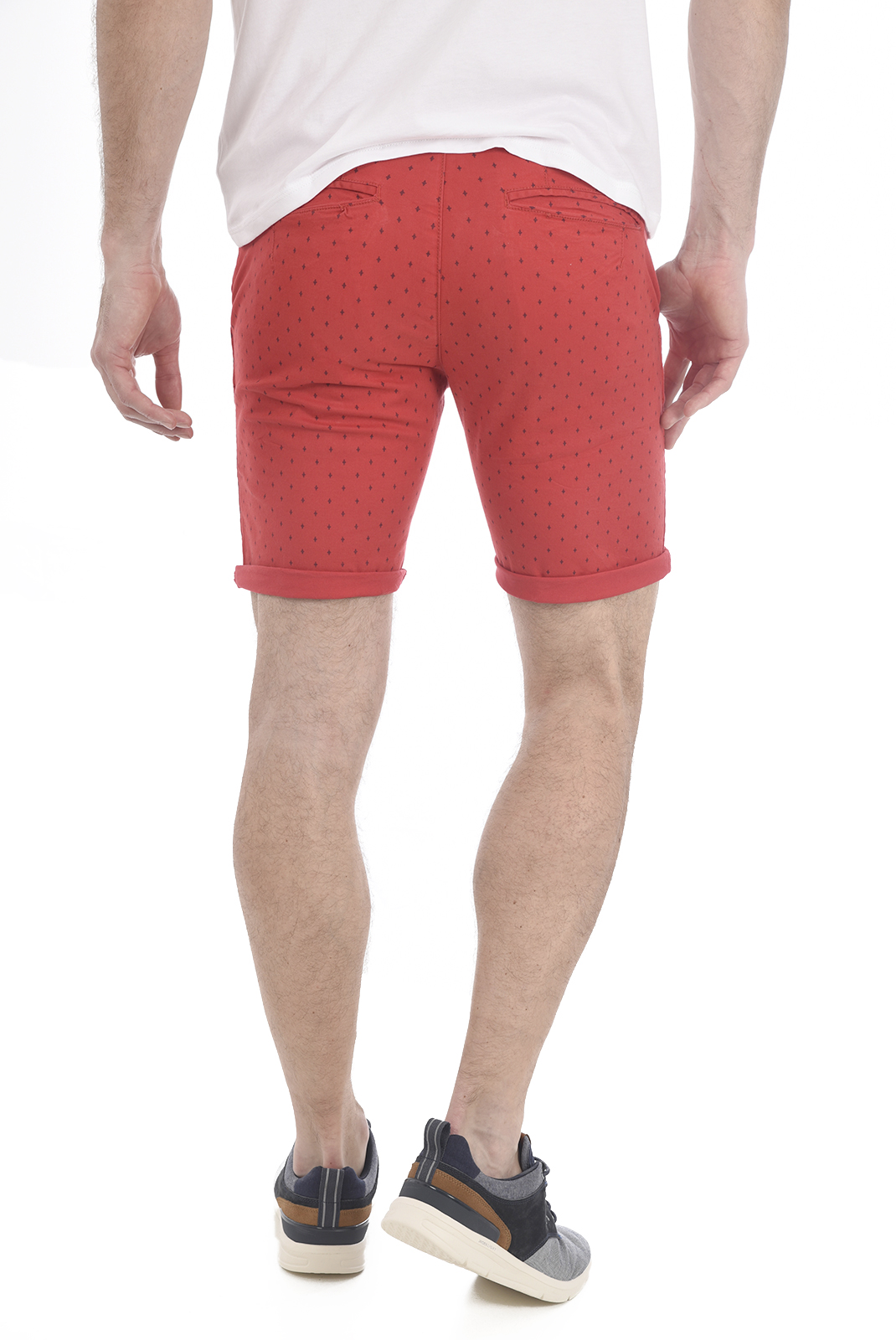 Shorts & Bermudas  Backlight AVIEL ROUGE