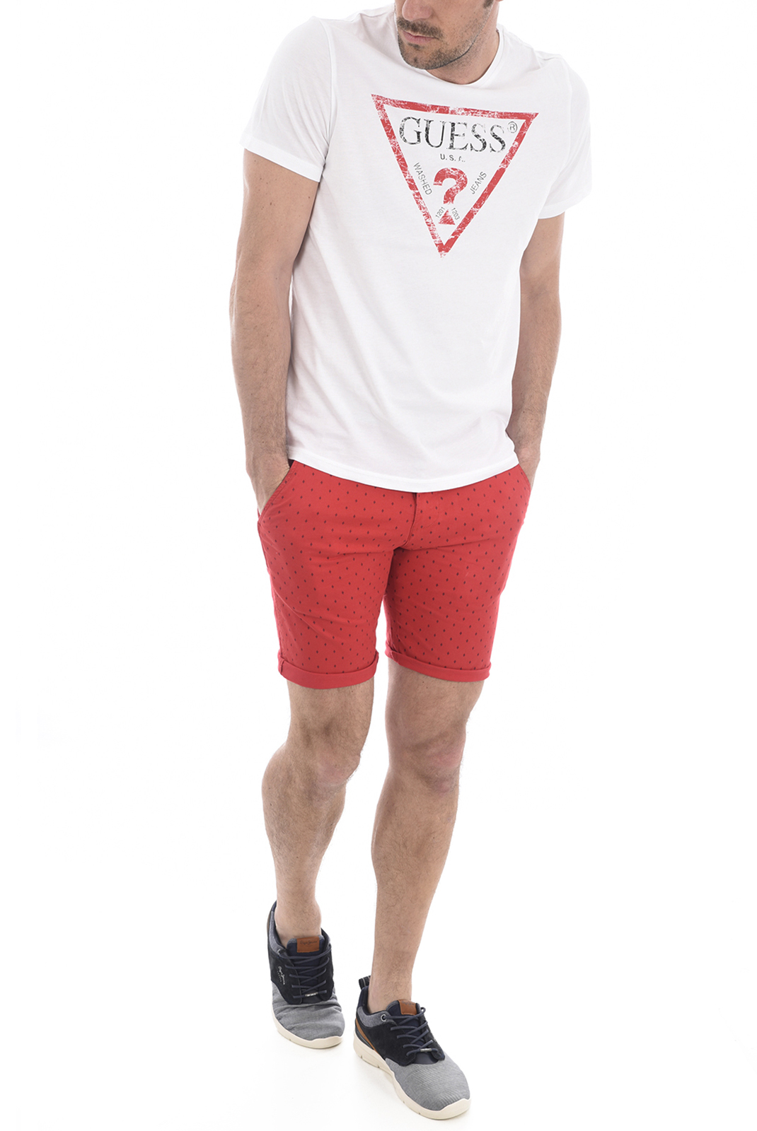 Shorts & Bermudas  Backlight AVIEL ROUGE