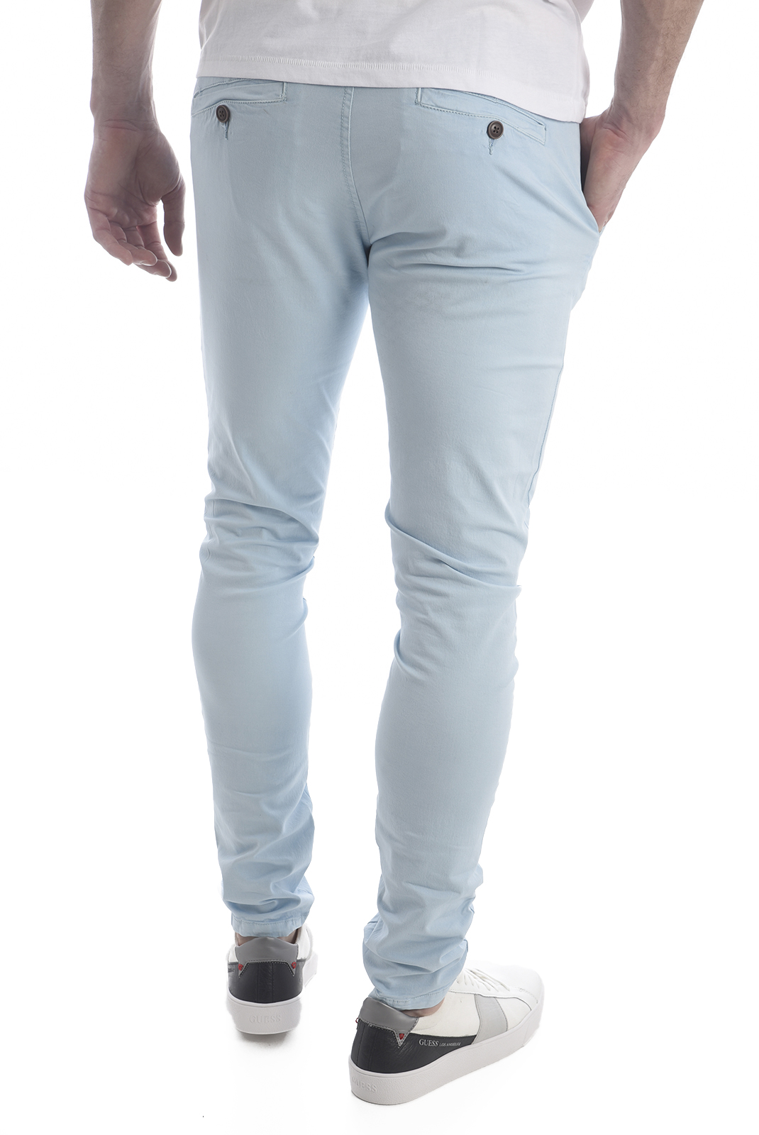 Pantalons chino/citadin  Backlight ALLEN SKY