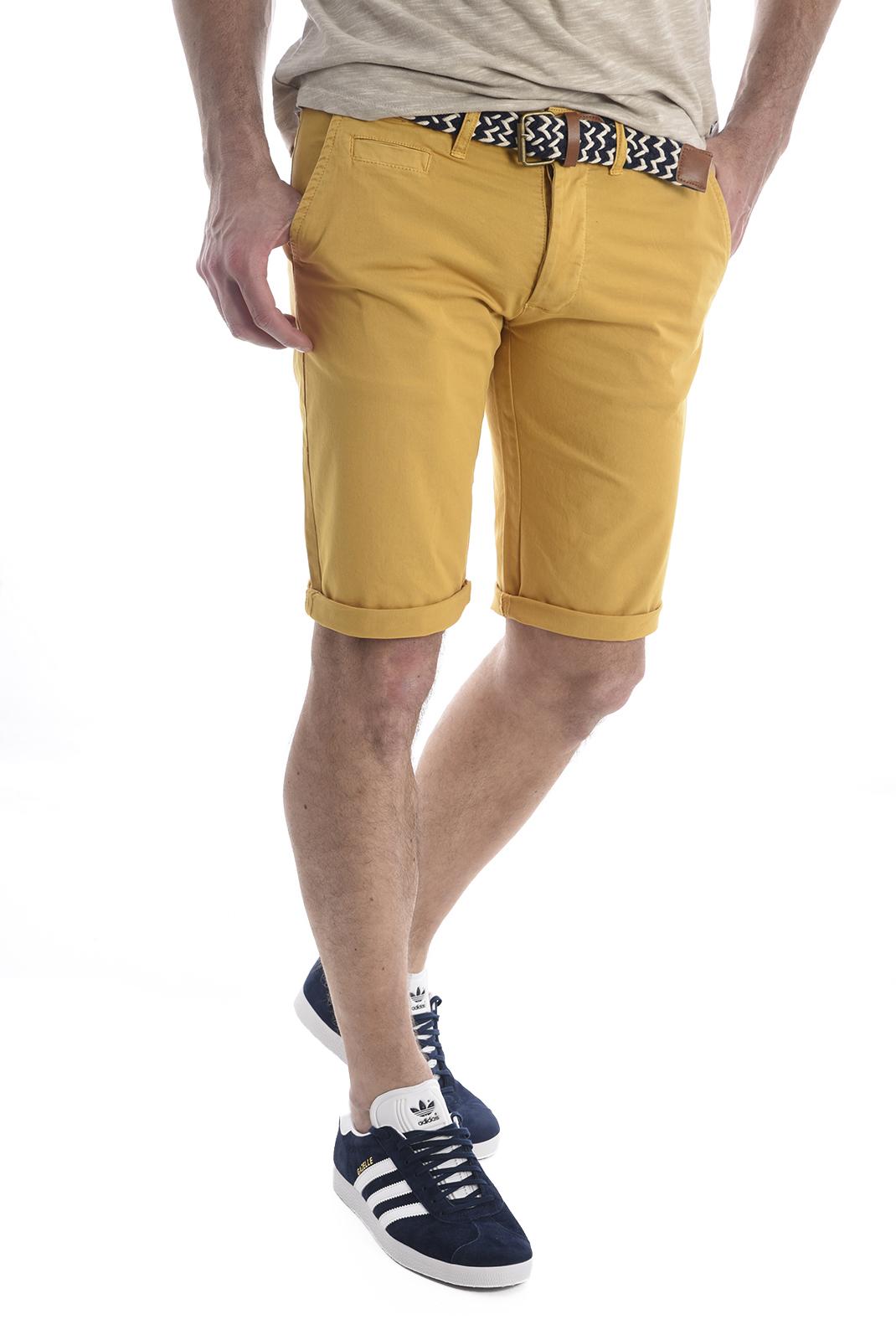 Shorts & Bermudas  Backlight WILLIS 2 MOUTARDE