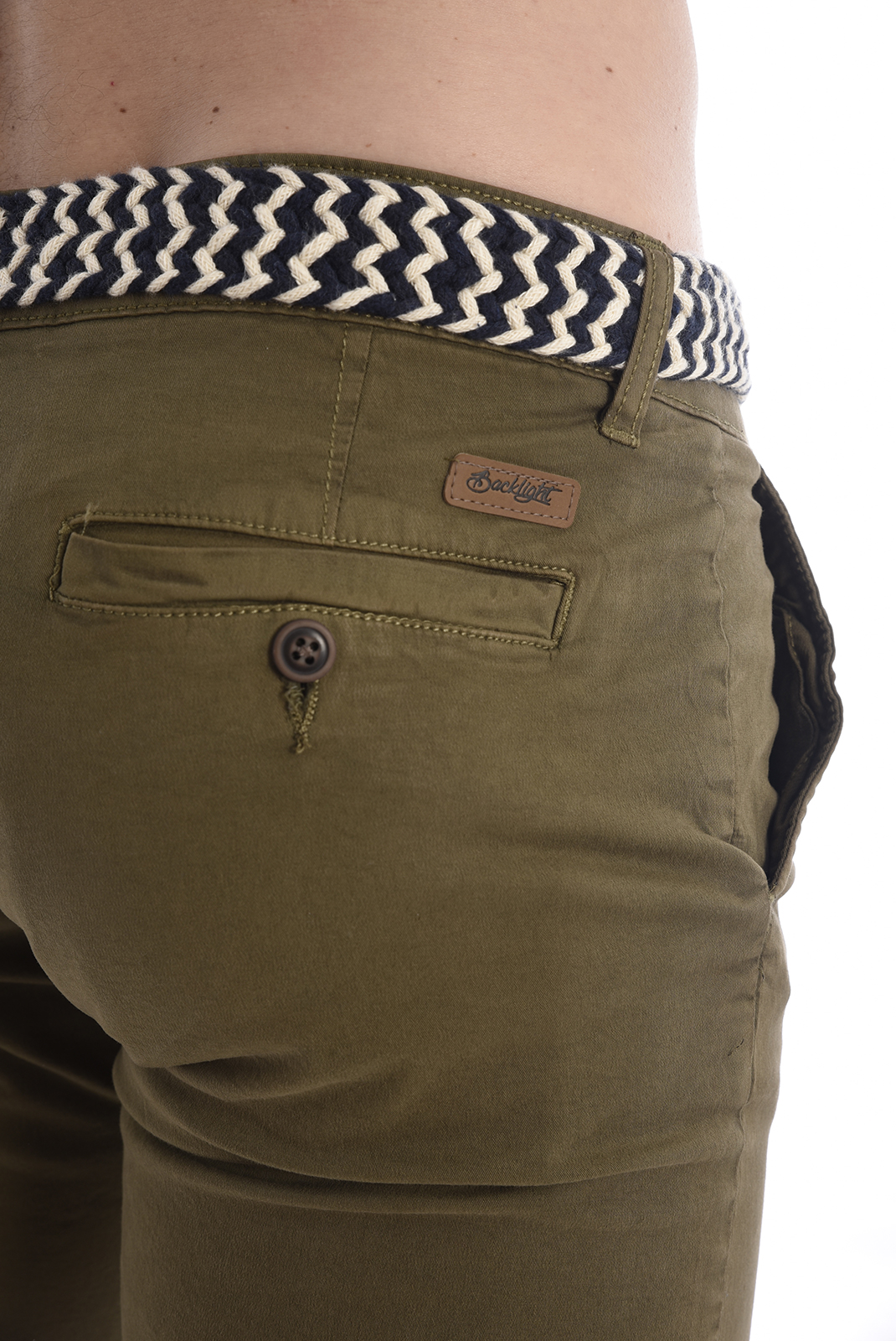 Shorts & Bermudas  Backlight WILLIS 1 KAKI