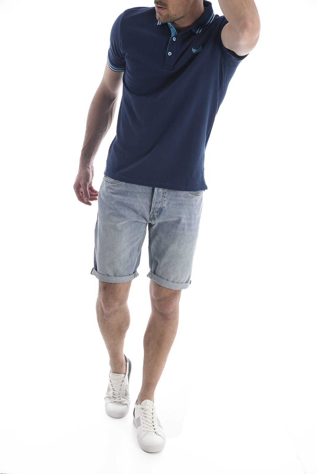 Shorts & Bermudas  Jack & Jones RICK ORIGINAL SHORT AM 106 STS BLUE DENIM