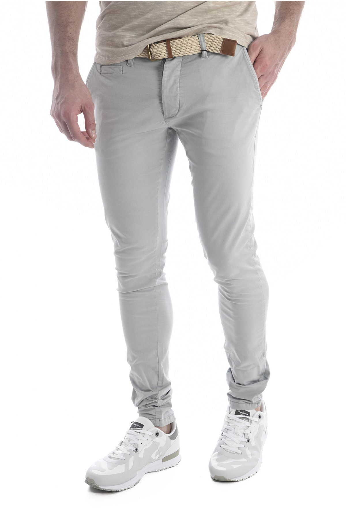 Pantalon Chino Stretch Allen - Backlight